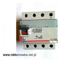 Wyłącznik różnicowoprądowy 25A ; 500mA, typ A ; 4p Legrand