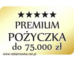 Tania POŻYCZKA ~ do 75.000 zł ~ dolnośląskie