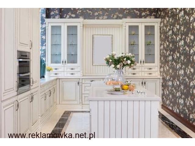 kuchnie na na wymiar i schody drewniane Katowice - 1/1
