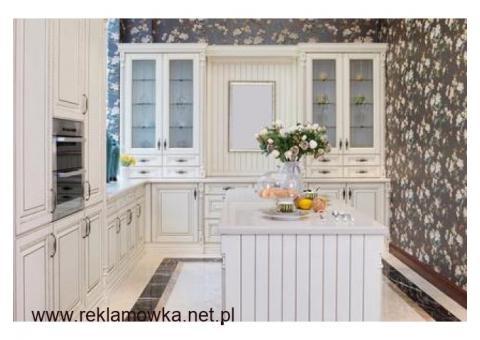kuchnie na na wymiar i schody drewniane Katowice