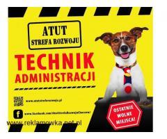 Technik Administracji - bezpłatny, dwuletni kierunek w ATUT Strefa Rozwoju Chorzów ! - 1/1
