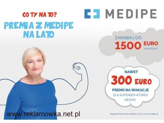Praca dla opiekunek w Niemczech  /  1300 Euro + 300 Euro premii wakacyjnej - 1/1