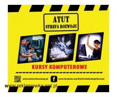 Kurs komputwerowy EXEL- poziom rozszerzony w ATUT Chorzów !!