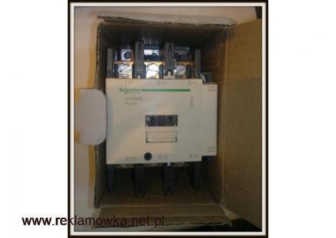 Stycznik LC1D806 , ~ AC ; Ith 125A ; 600V a.c. max Schneider electric