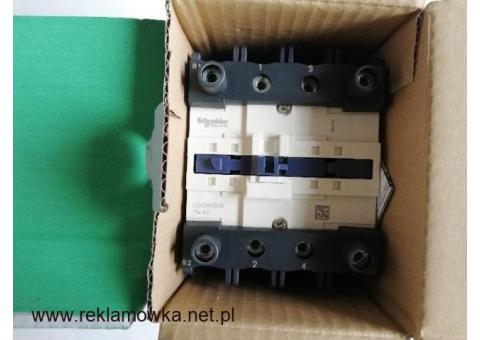Stycznik 125A schneider , lc1d80008 , 2xNO+2xNC ; AC~
