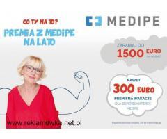 Legalna praca przy opiece osób starszych w Niemczech z MEDIPE!