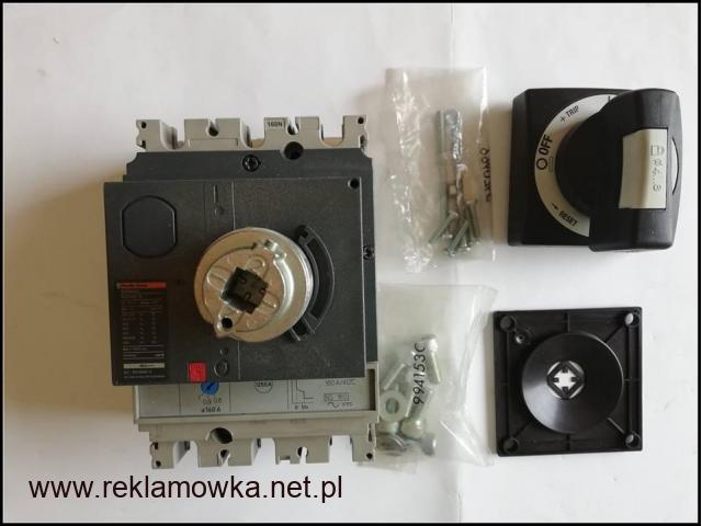 Wyłącznik NS160 N, Merlin Gerin  Wyłącznik kompaktowy - 1/2