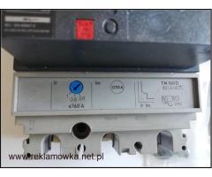 Wyłącznik NS160 N, Merlin Gerin  Wyłącznik kompaktowy