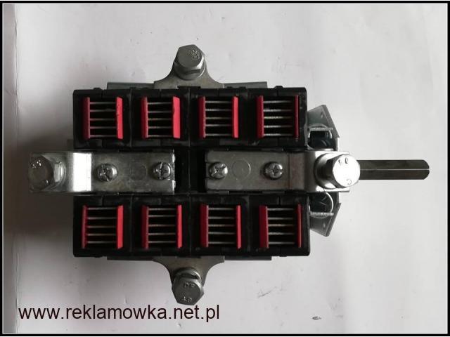 Przełącznik kierunku obrotów, TB80A-1 , Wyłącznik łuk 80 do wózków widłowych - 1/2