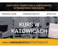Certyfikat Kompetencji Zawodowych Katowice