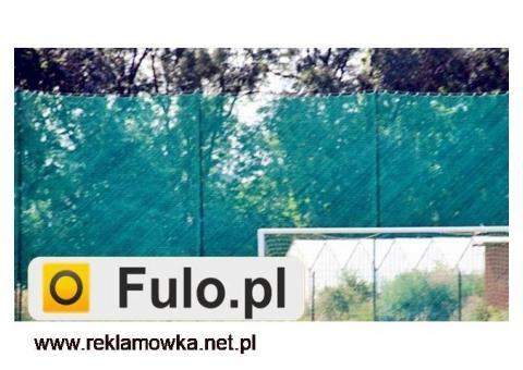 Mocna i Gruba Siatka, Piłkochwyty Na Boisko w Szkole