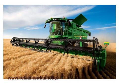 Finansowanie rolników kredyt na ZAKUP lub POD ZASTAW maszyn rolniczych