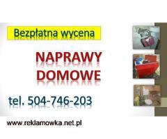 Złota rączka Wrocław, cennik, tel. 504-746-203. Fachowiec, pomoc
