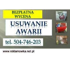 Naprawy domowe, cennik usług tel. 504-746-203, Wrocław, złota rączka