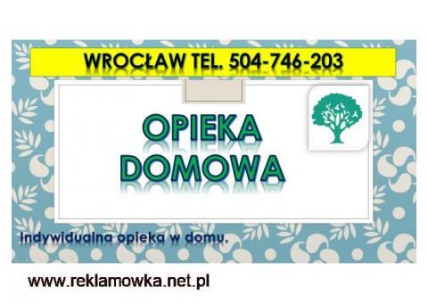 Opiekunka osoby starszej,cennik, tel.504-746-203,Wrocław nad seniorami