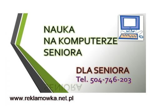 Nauka obsługi smartfona dla seniora. cena. tel. 504-746-203. Pomoc, Wrocław