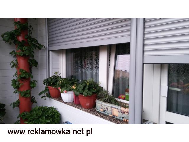 naprawa rolet zewnętrznych rolety żaluzje antywłamaniowe - 1/2