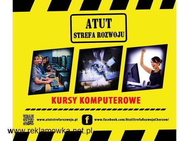 Kurs komputwerowy EXEL od podstaw w ATUT Chorzów !! - 1/1