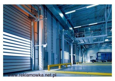 Czyszczenie mycie zakładów produkcyjnych stacji benzynowych hal magazynów