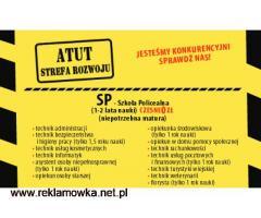 Ostatnie dni na bezłatne czesne w szkołach ATUT Chorzów !