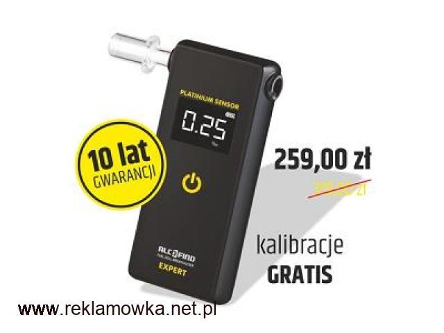 Alkomat EXPERT marki AlcoFind SKALIBROWANY OD PROMIL-LAB - 1/1