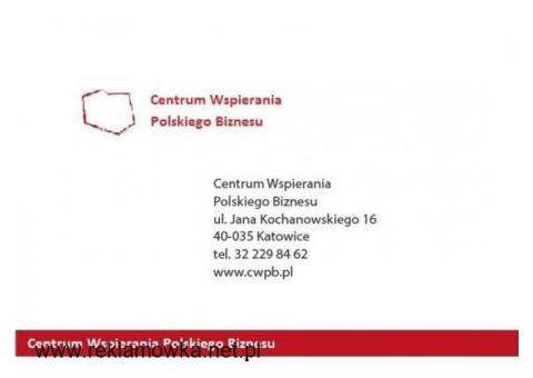 Kredyt dla przedsiębiorcy 32 229 84 62 Katowice