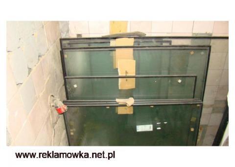 szyby wkłady szybowe zespolone sprzedaż 40 zł. sztuka okazja