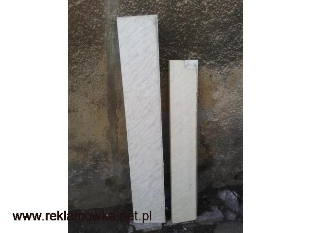 Parapety używane parapety z odzysku parapety montaż wymiana - 2/2