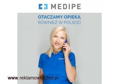 opiekun / opiekunka osoby starszej Polska / Gdynia