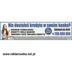 Nie masz zdolności kredytowej, płacisz kilka rat ,zamień kredyty na kredyt z niską ratą !
