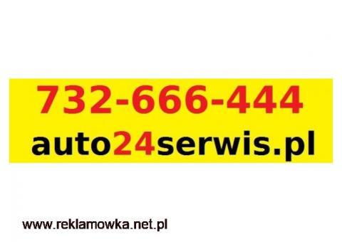Auto Pomoc Drogowa Tania Laweta Warszawa 24h Auto holowanie TANIO